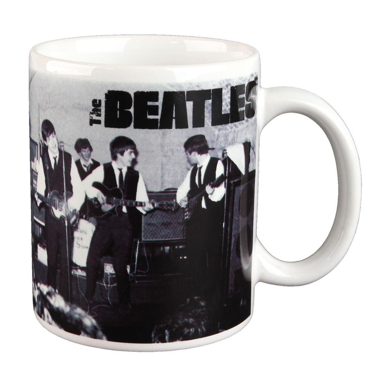 hrnek Beatles - Beatles in Cavern Boxed Mug - ROCK OFF - BEATMUG06