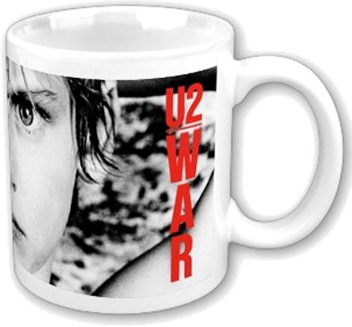 hrnek U2 - War Boxed Mug - ROCK OFF - U2MUG01
