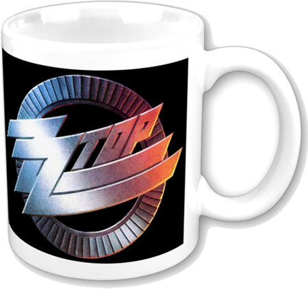 hrnek ZZ Top - ZZ Top Logo Mug - ROCK OFF - ZZMUG01