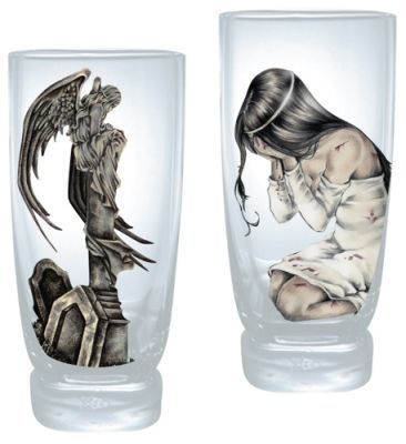 sklenice (SADA 2x kusů) VICTORIA FRANCES - Ilantos Statue - 10430600