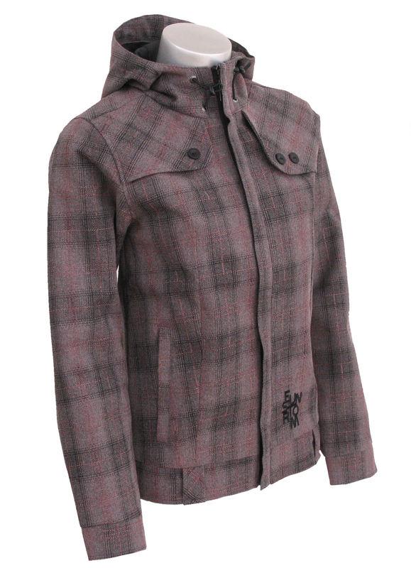 bunda dámská jarně-podzimní FUNSTORM - Groise - 43 A MAUVE