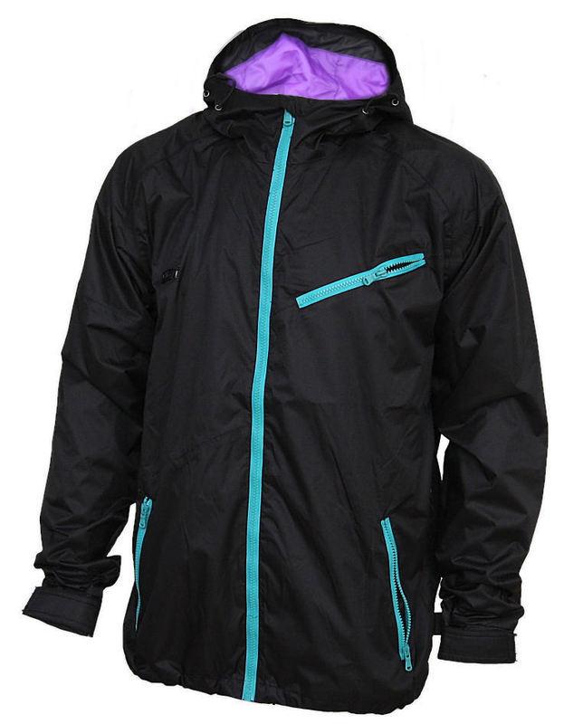 bunda pánská jarně-podzimní NUGGET - Procop - D BLACK