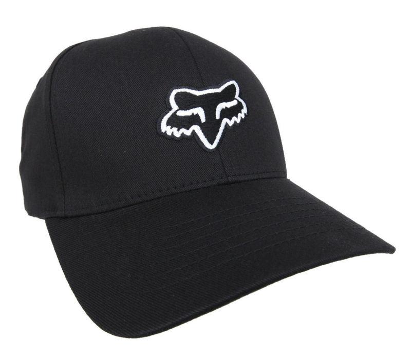 kšiltovka FOX - Legacy - BLACK - 58225-001 XS/S