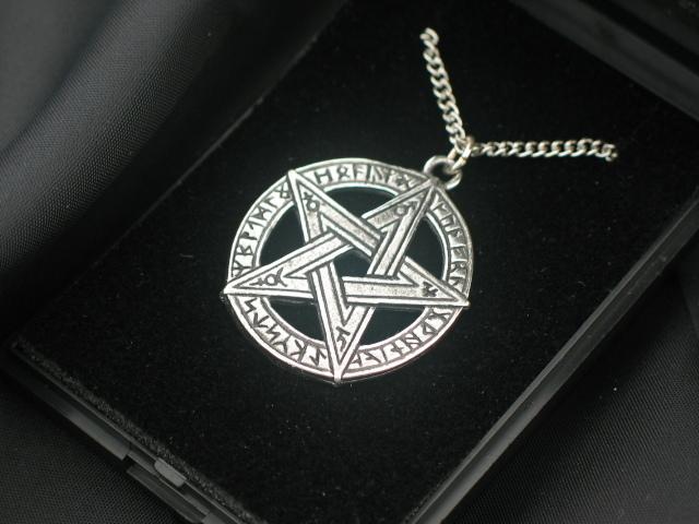 přívěšek Runestar Pentagram
