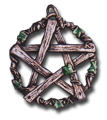 přívěšek Pentagram Of Pan