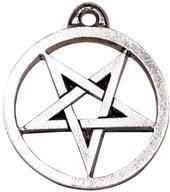 přívěšek Pentagram 2nd Gegree