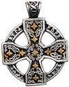 přívěšek Runic Celtic Cross - EASTGATE RESOURCE - CC03 AG925