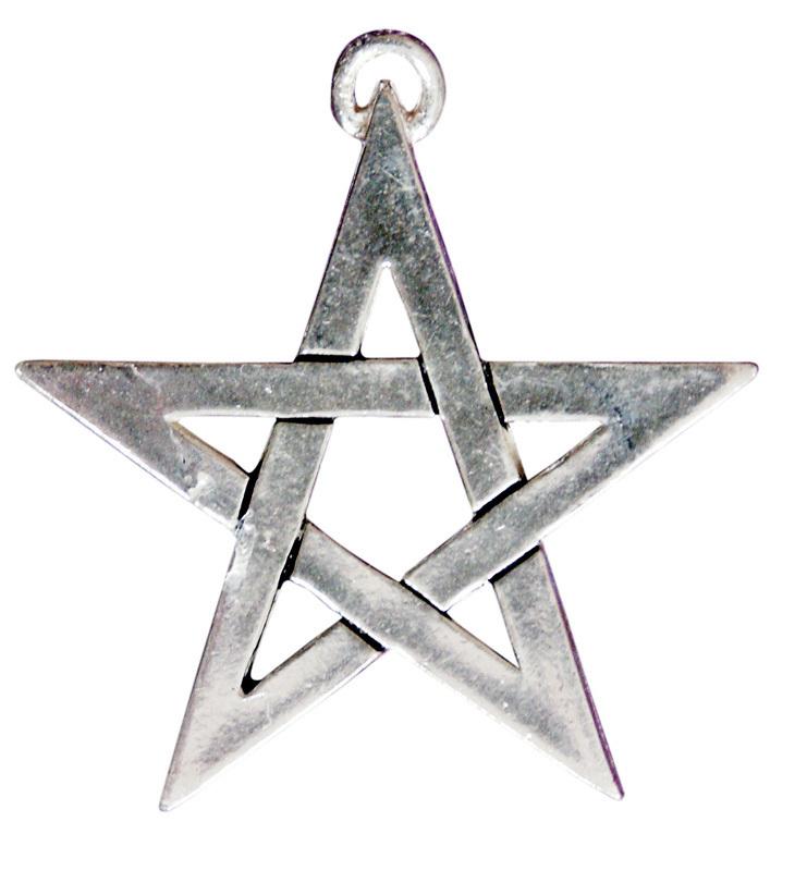 přívěšek Open Pentagram - EASTGATE RESOURCE - SC2 AG925