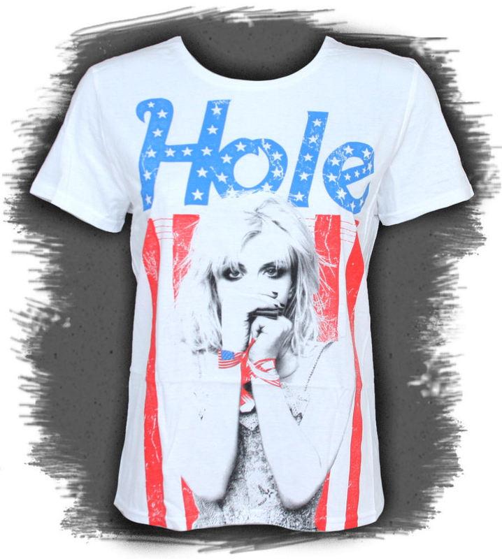 tričko dámské Hole - Courtney - LIVE NATION - 10389