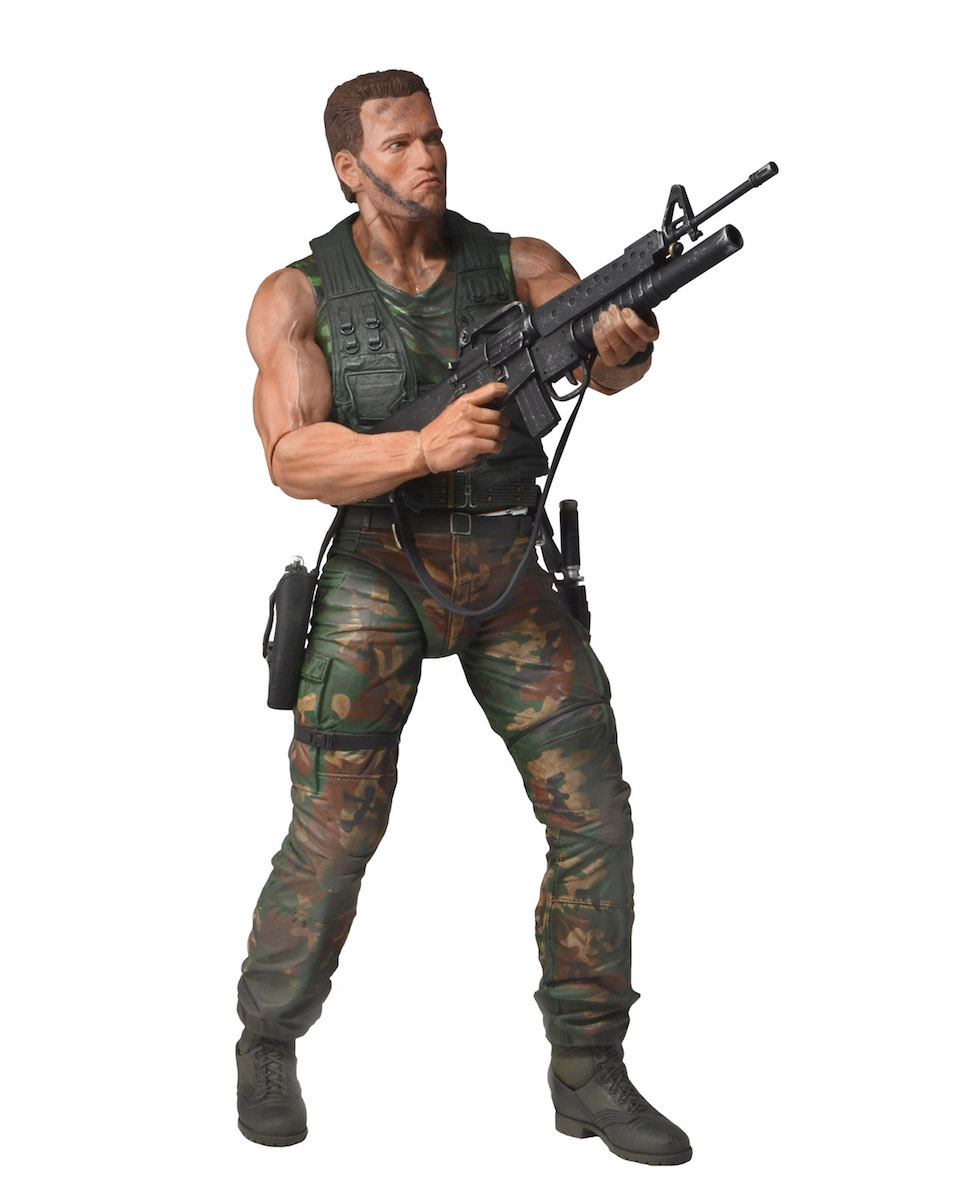 figurka Predator - 30th Anniversary - Jungle Patrol - NECA51551-6