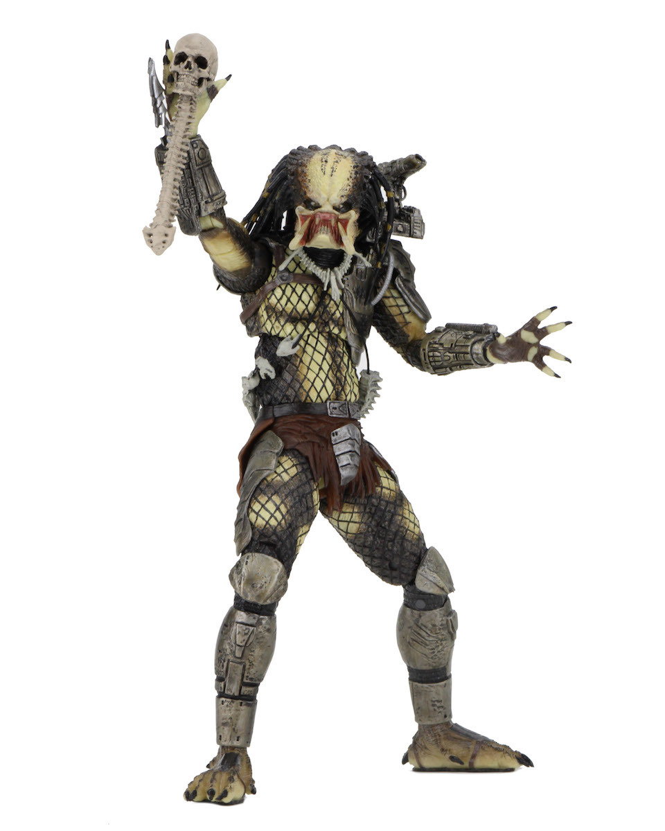 figurka Predator - 30th Anniversary - Jungle Hunter - NECA51551-5