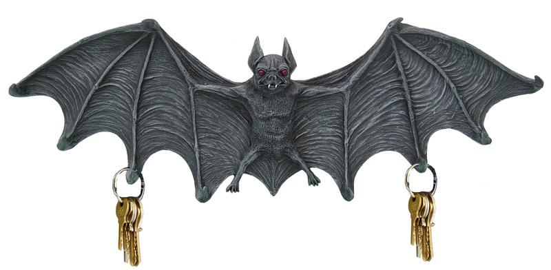 věšák na klíče Freaky Bat Key Holder - NEM2664 - 766-5847