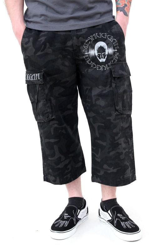 kraťasy pánské Meshuggah