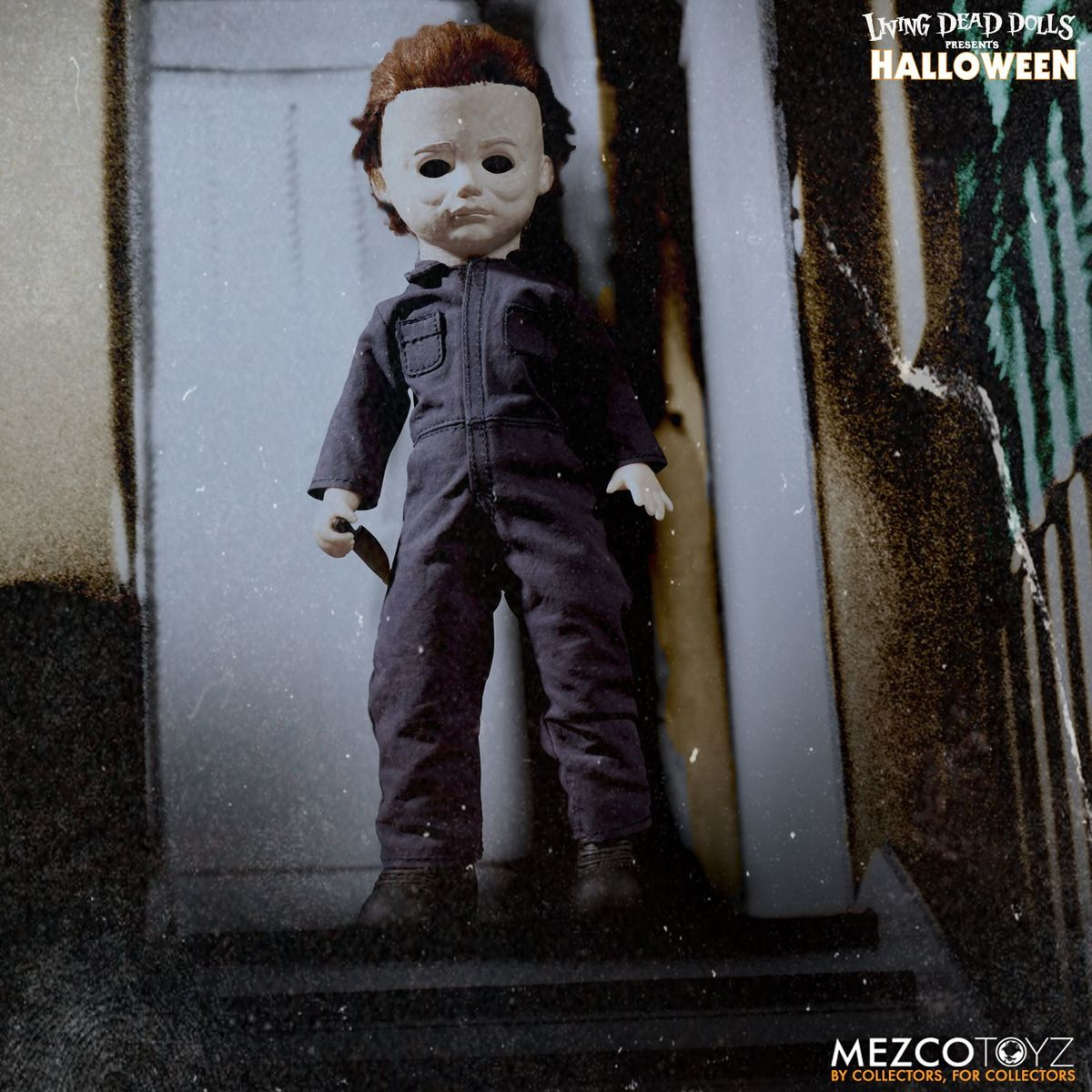 figurka Halloween - Living Dead Dolls - Michael Myers - MEZ99165