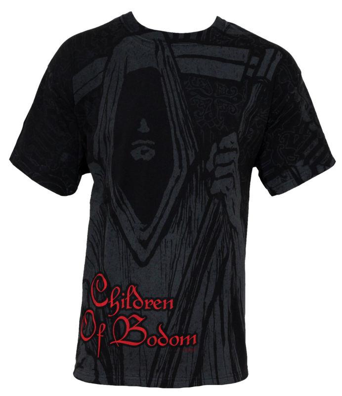 tričko pánské Children of Bodom - Pointing - BRAVADO- COB2007