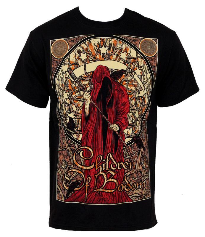 tričko pánské Children of Bodom - Nouveau Reaper - BRAVADO - COB1004