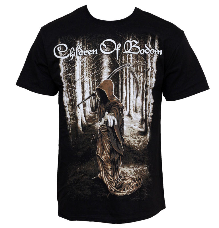 tričko pánské Children of Bodom - Death Wants You - BRAVADO - COB1009