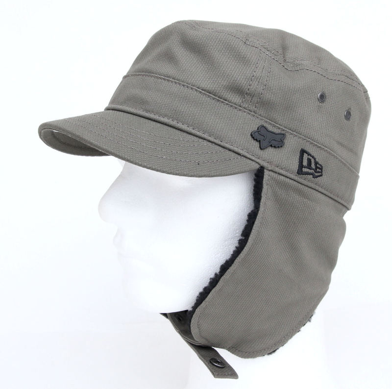 kulich s kšiltem FOX - Covenant Military Hat - CHARCOAL S/M