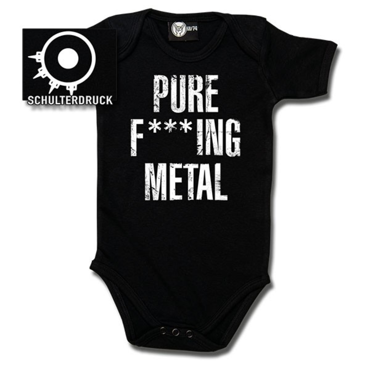 body dětské Arch Enemy - Pure F***ingMetal - Metal-Kids - 542-30-8-7