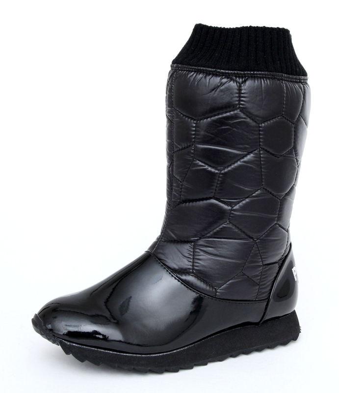 boty dámské zimní PROTEST - Ribbas - 290 TRUE BLACK