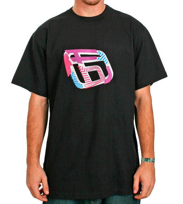 tričko pánské FUNSTORM - Belong - 21 BLACK