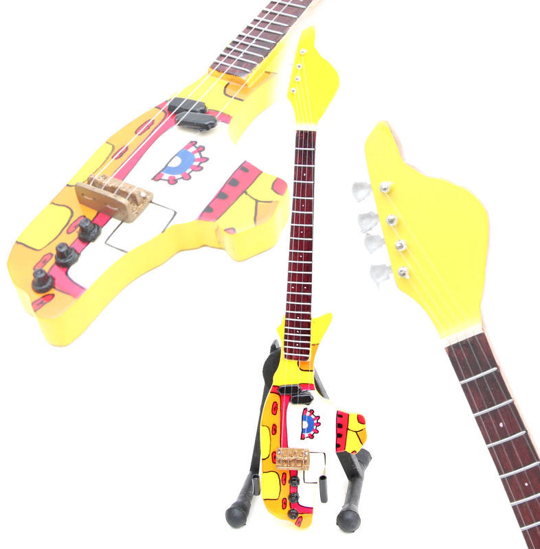 kytara Beatles - Paul McCartney Yellow Submarine Bass - 17200