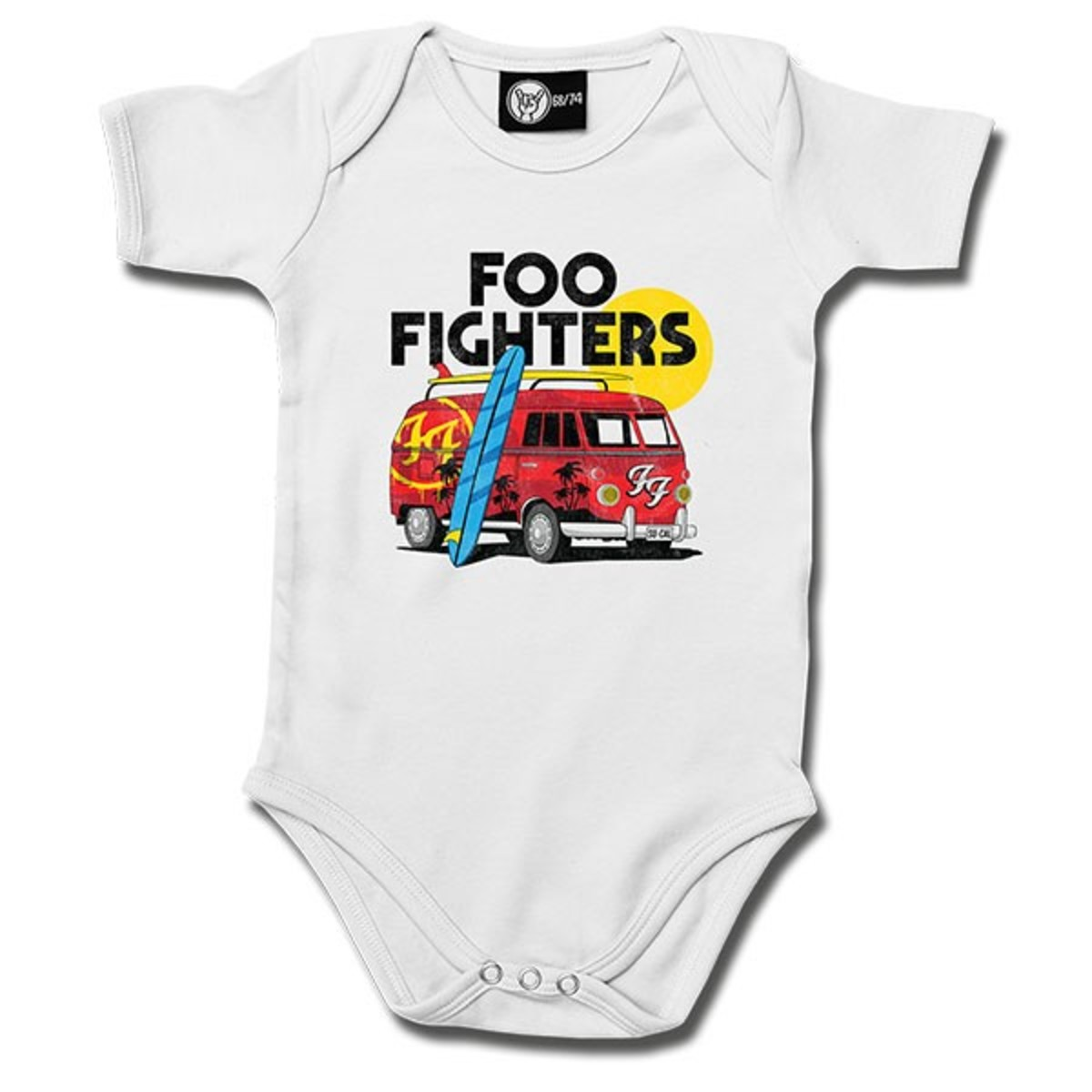 body dětské Foo Fighters - Van - Metal-Kids - 570-30-7-999