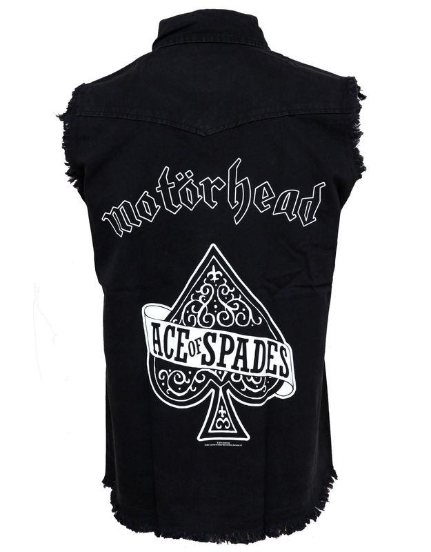 vesta pánská Motorhead - Ace Of Spades - WS015 - RAZAMATAZ