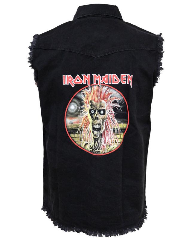 vesta pánská Iron Maiden - Iron Maiden - WS033 - RAZAMATAZ