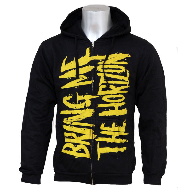 mikina pánská Bring Me The Horizon - BMTH Logo - BRAVADO - BMH1009
