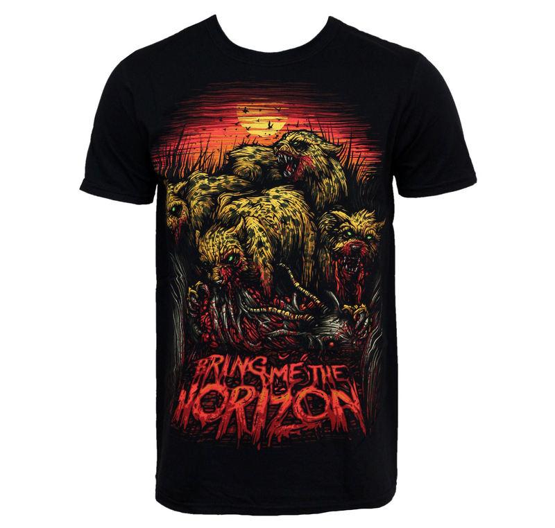 tričko pánské Bring Me The Horizon - Cheetah - BRAVADO - BMH1007