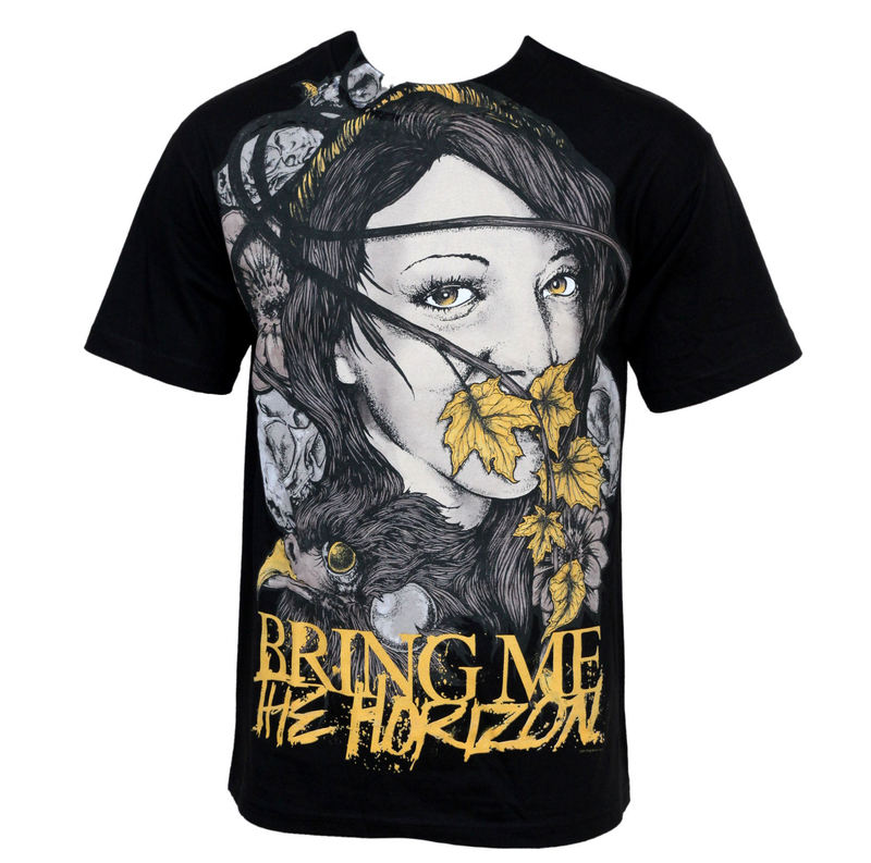 BRAVADO Bring Me The Horizon Lady Of Life černá
