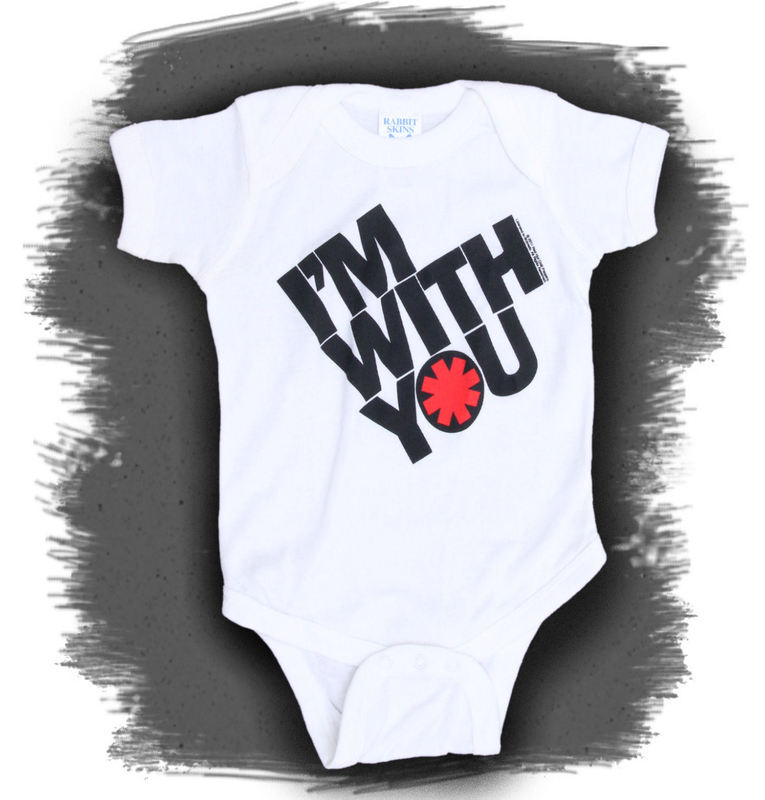 body dětské Red Hot Chili Peppers - Iwy Tilt Romper - BRAVADO
