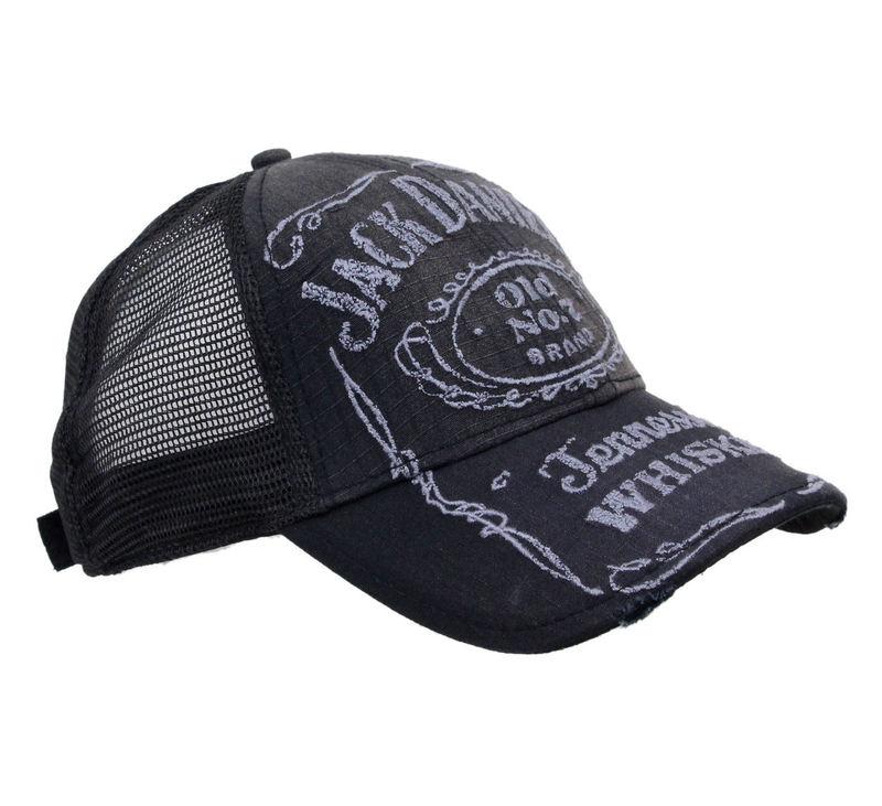 kšiltovka Jack Daniels - Black Vintage - TC622004JDS