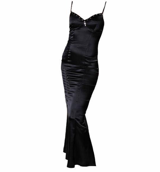 šaty dámské QUEEN OF DARKNESS -DR1-112/08 XL
