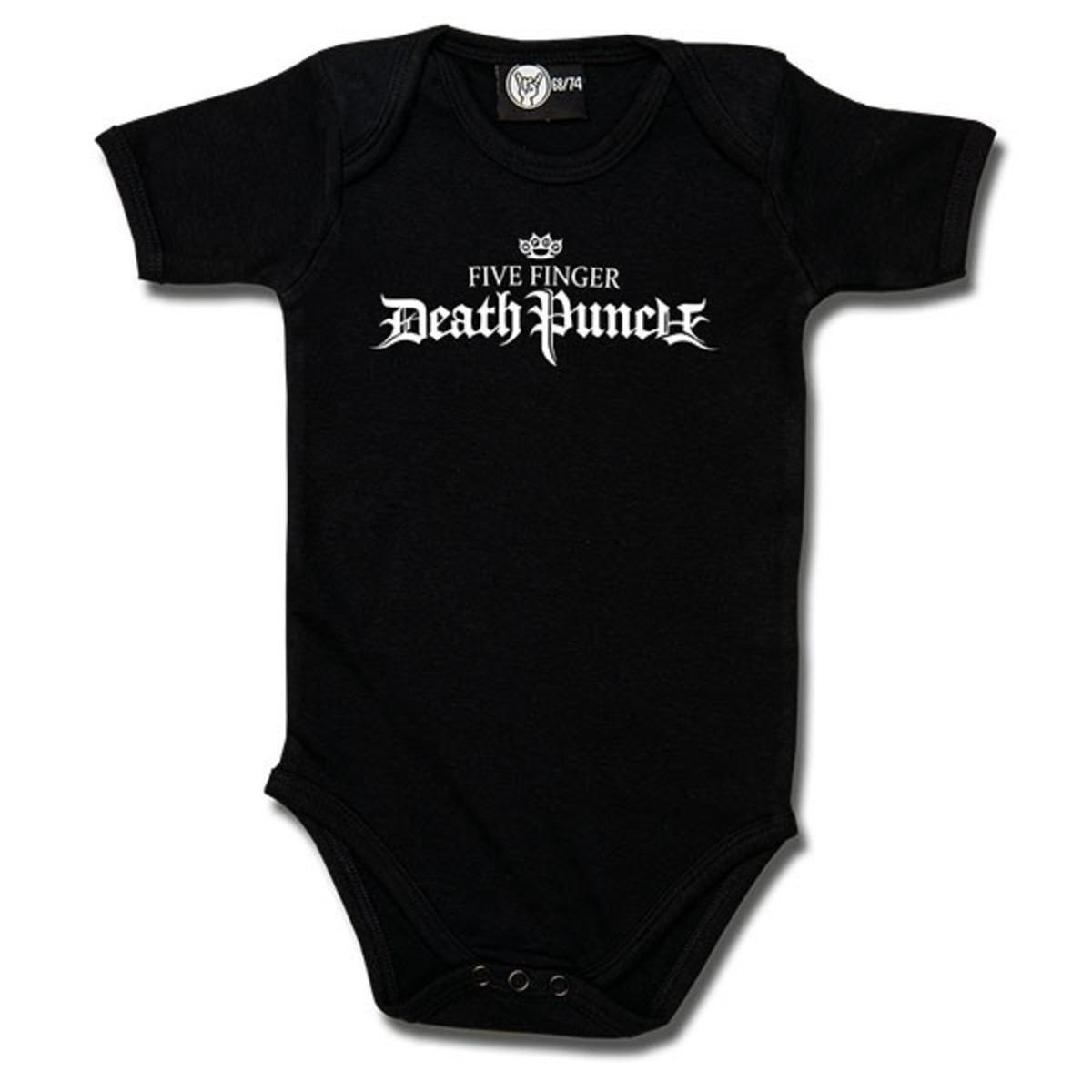 body dětské Five Finger Death Punch - Logo - Metal-Kids - 599-30-8-7