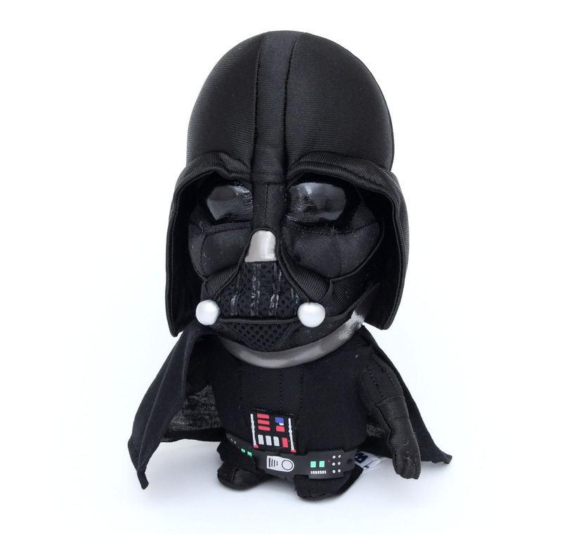 plyšová hračka Star Wars - Darth Vader - 741023 - JTOY