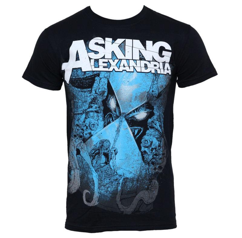 tričko pánské Asking Alexandria - Hourglass - PLASTIC HEAD - PH7039