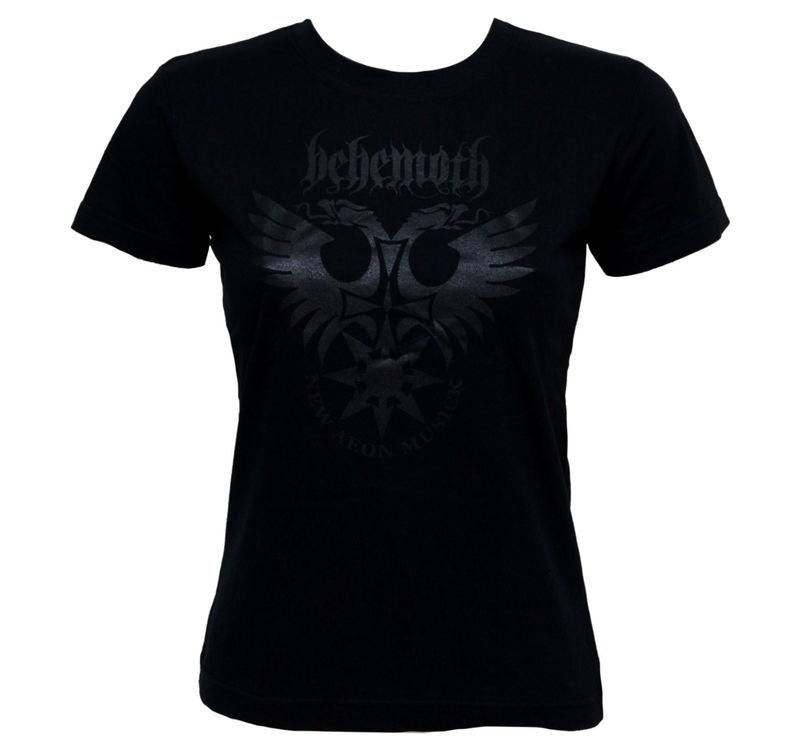 tričko dámské Behemoth - Logo - PLASTIC HEAD - PH5286G