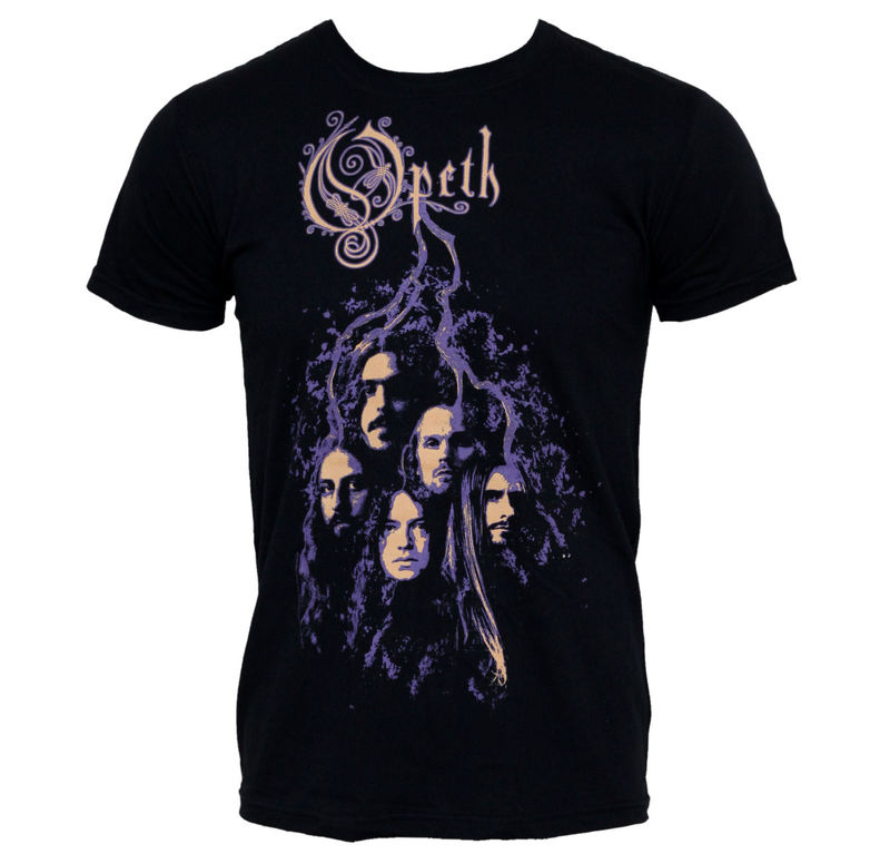 tričko pánské Opeth - Faces - PLASTIC HEAD - PH7025