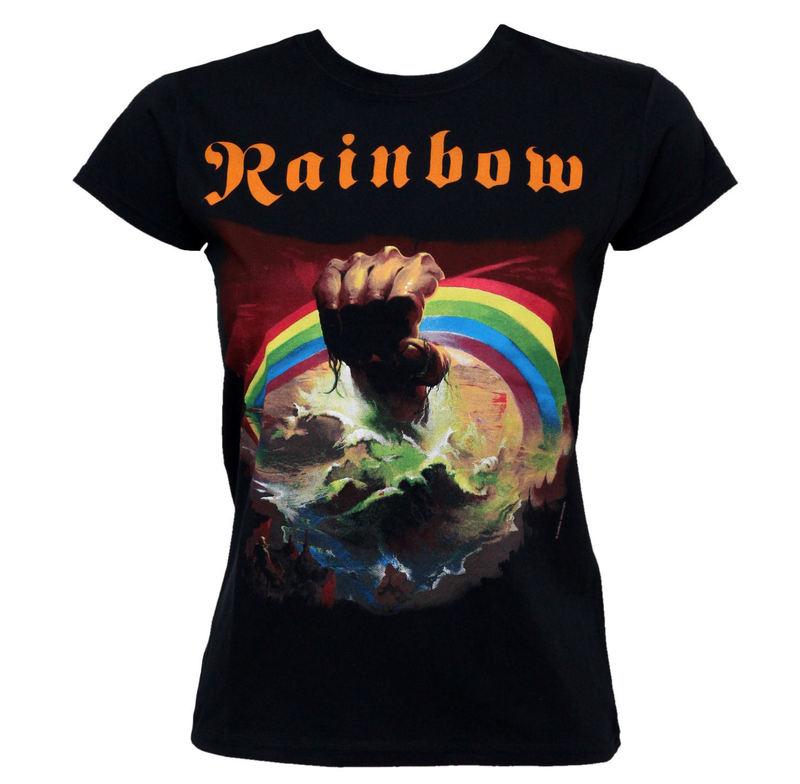 tričko dámské Rainbow - Rising - PLASTIC HEAD - PH5478