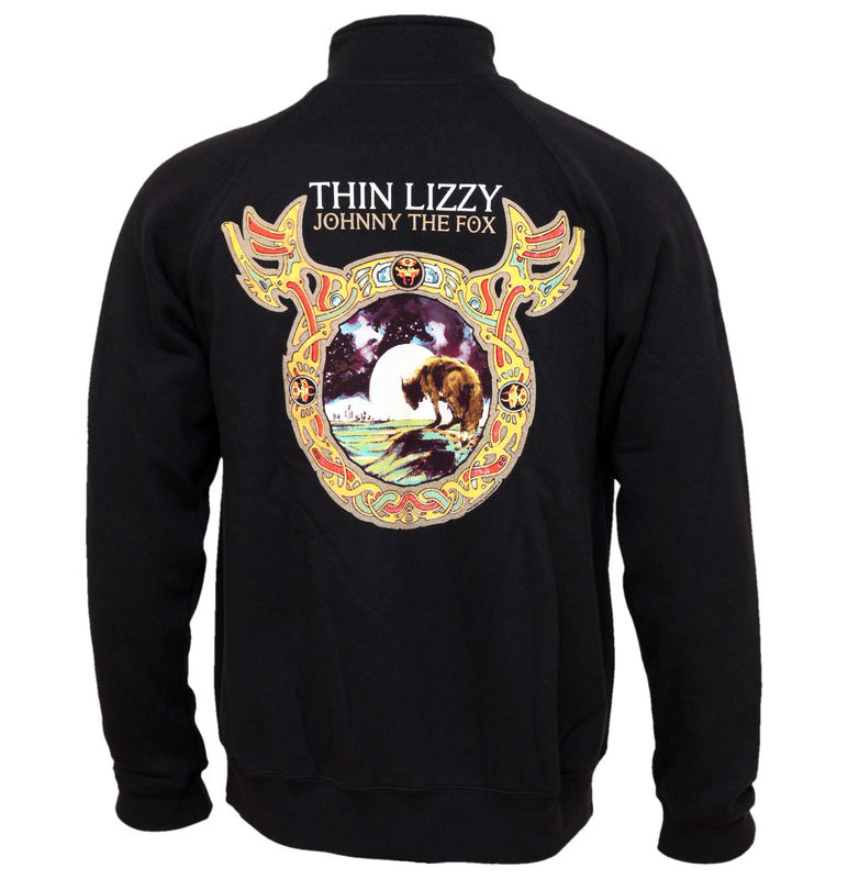mikina pánská Thin Lizzy - Johnny The Fox - PLASTIC HEAD - PH5383