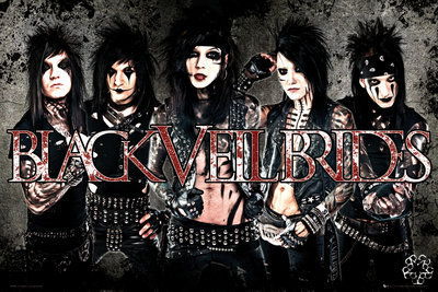 plakát Black Veil Brides