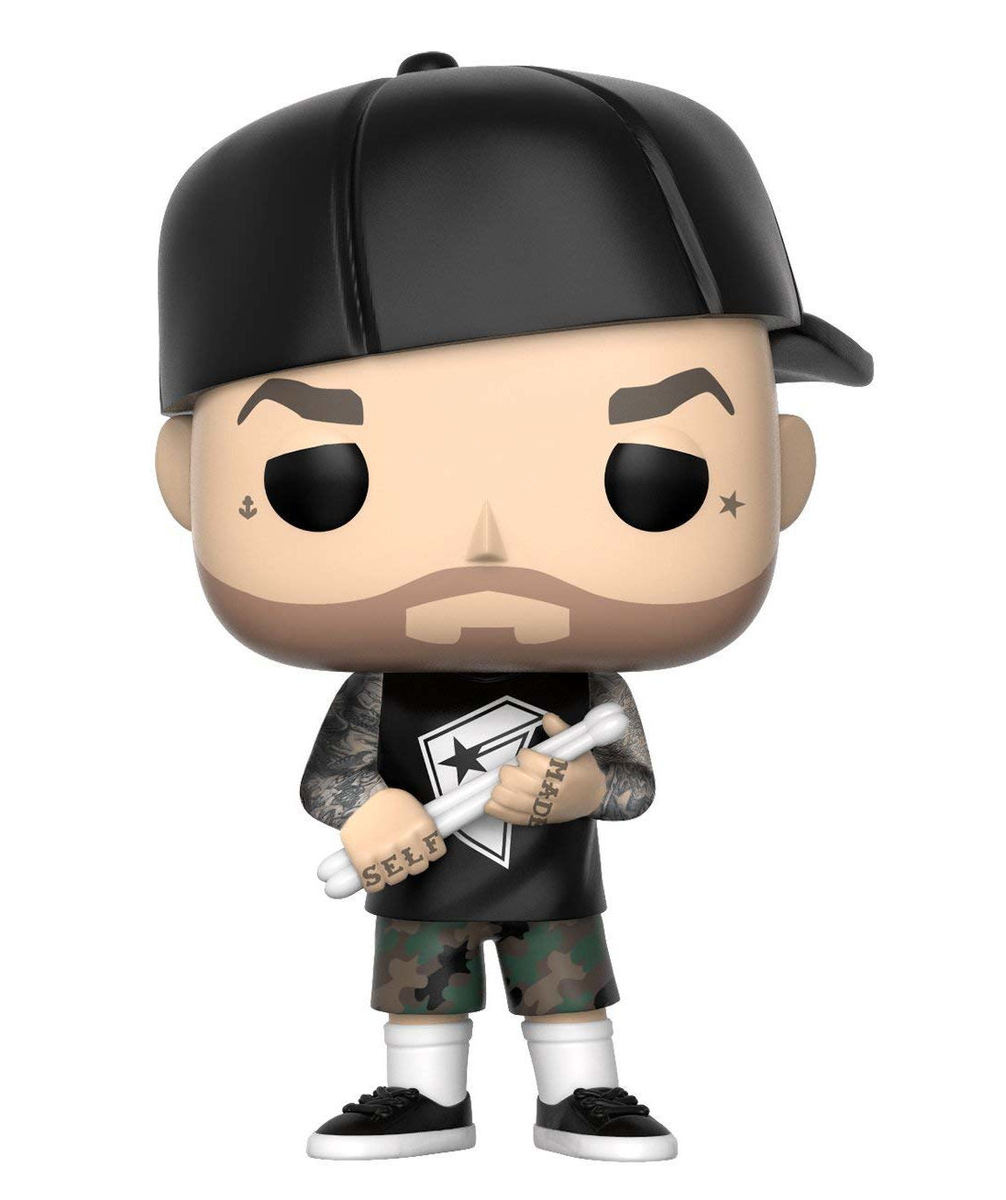 figurka Blink 182 - POP! - Travis Barker - FK32692