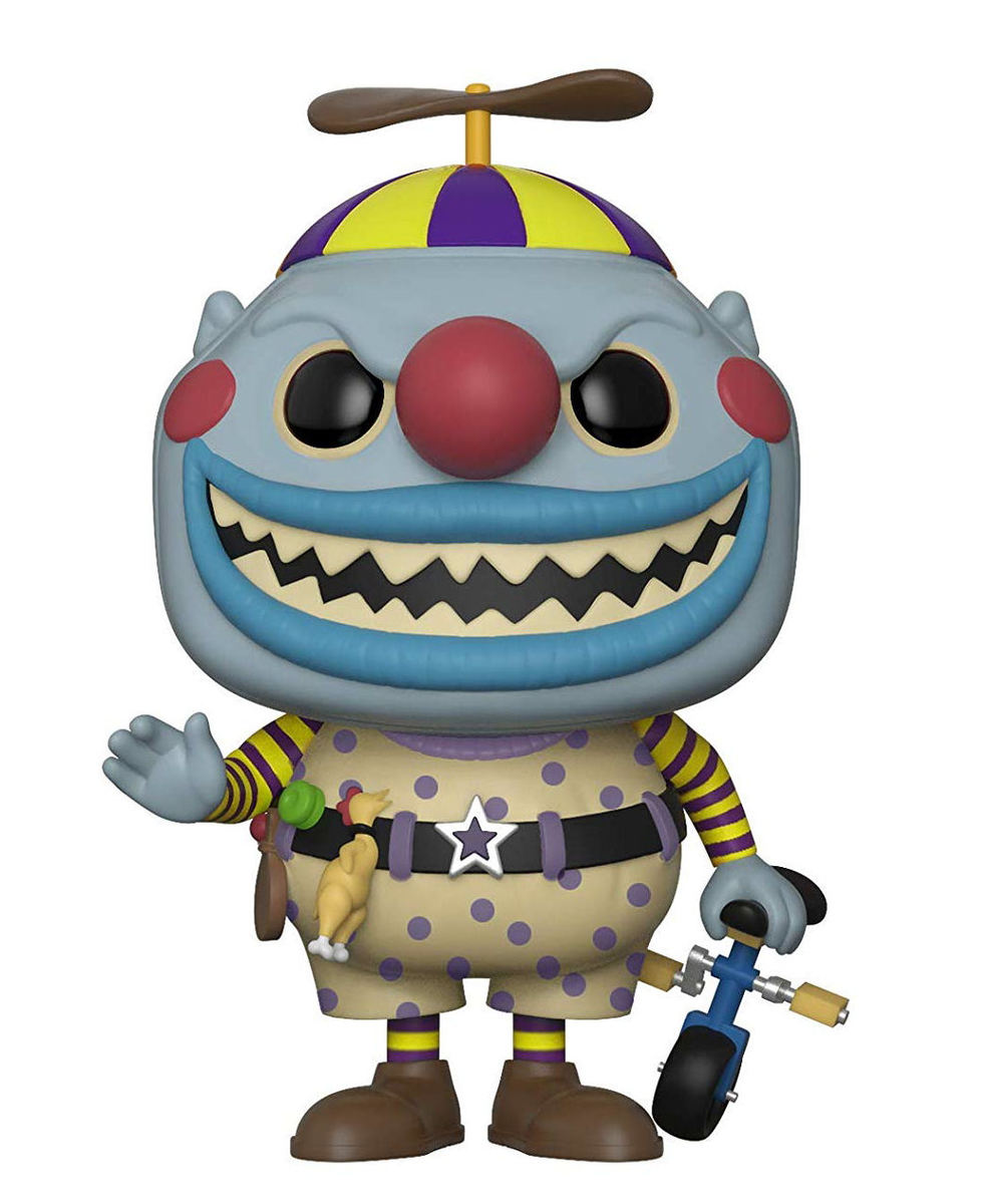 figurka Nightmare before Christmas - POP! - Clown - FK32840