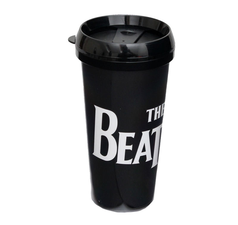 hrnek termo Beatles - ROCK OFF - CURP - BEATTRAVMUG03