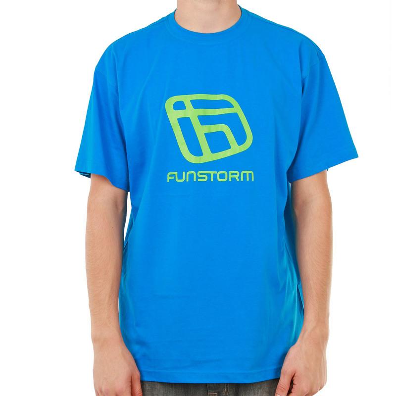 tričko pánské FUNSTORM - I.D. - 14 BLUE