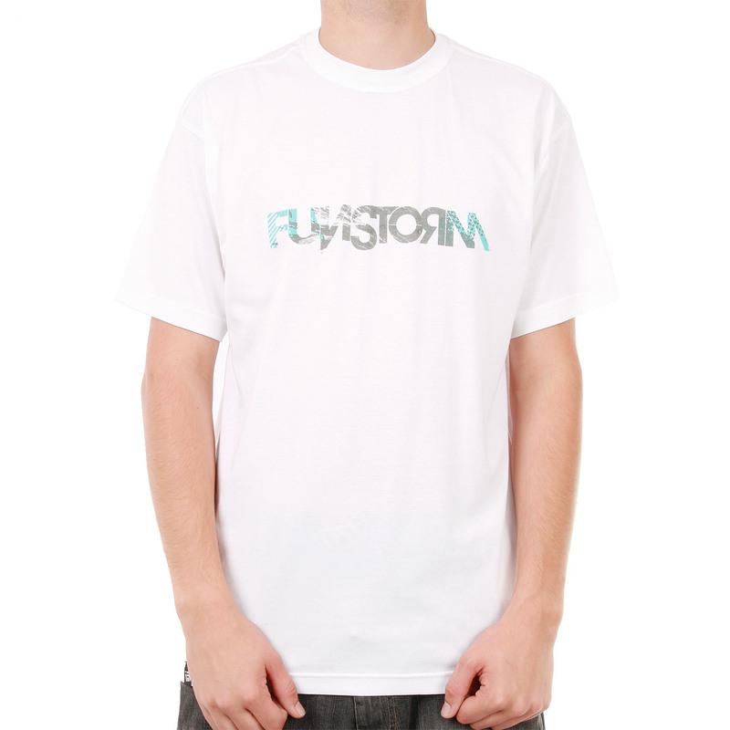 tričko pánské FUNSTORM - Largo - 31 WHITE