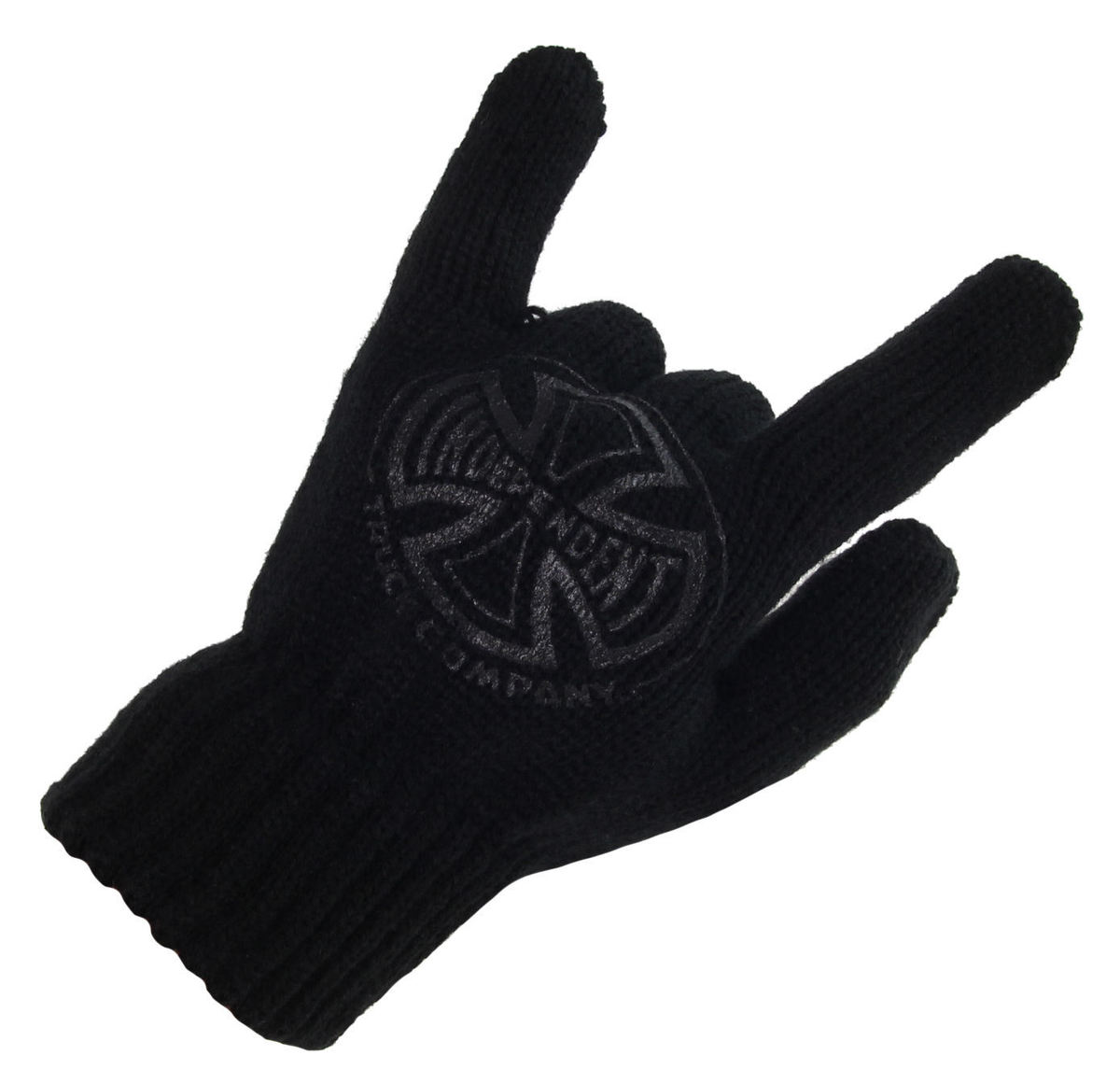 rukavice INDEPENDENT - Truck CO Glove - Black