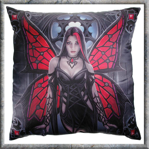 polštář Anne Stokes - Aracnafaria Cushion - NOW8110